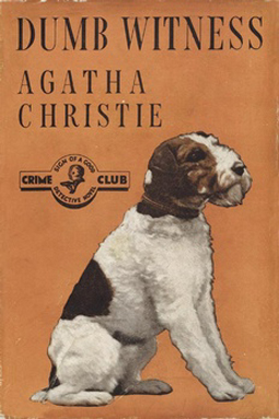 """dumb witness """"dumb witness"""" by agatha christie is yet another novel featuring her belgian detective hercule poirot the novel was first published in 1937 book title : dumb witness author : agatha christie publisher : william morrow paperbacks, collins crime club, and others purchase links : buy dumb witness from flipkartcom how often does it happen ."""