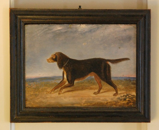 English Water Dog_1800cent